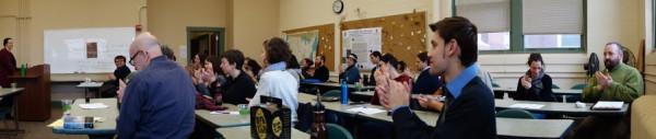 2013 CHE Grad Student Symposium