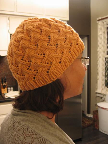 Lotus hat