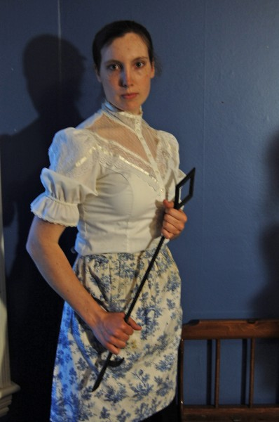 Costumes For A Victorian Lady Society Avenger And Her Faithful Maid