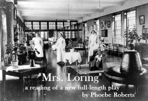 Mrs. Loring reading