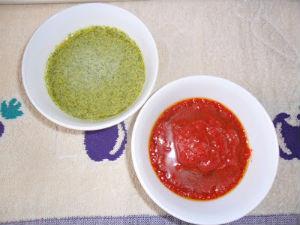 mojo rojo and mojo verde - edited