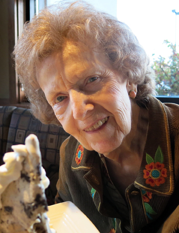 Mom's 96th birthday web
