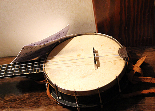 Nov Banjo uke