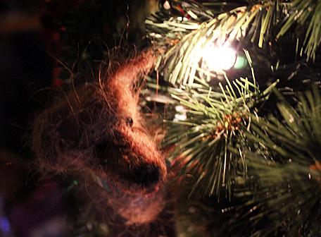 Em on the tree