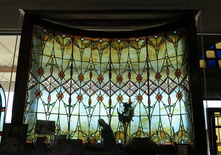 Jan Flea Market stained glass web