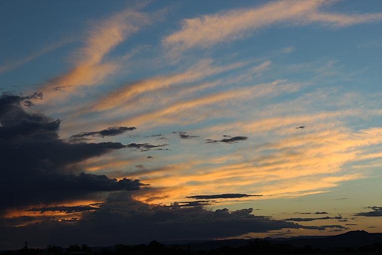 NM sunset 2