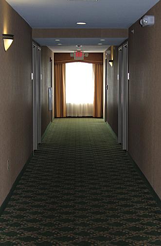Feb 3 Long hallway