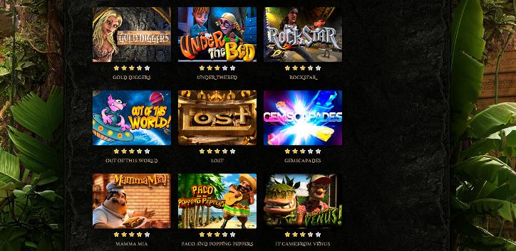 Novomatic (Gaminator) – играйте бесплатно в казино Эльдорадо