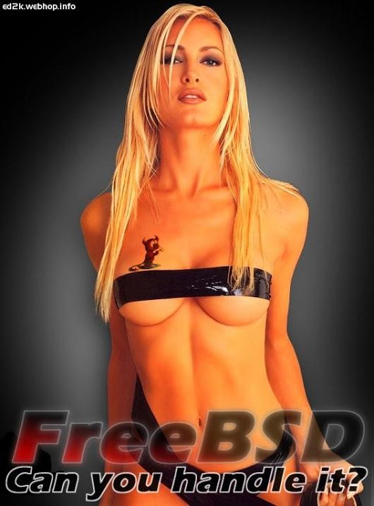 freebsd-girl