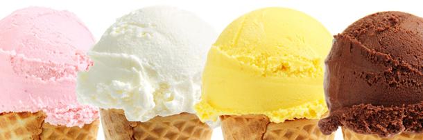 морожено