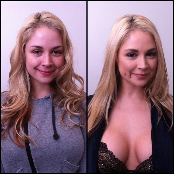 Фото порно до и после — pic 9