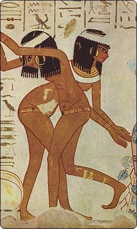 Древний египет и секс