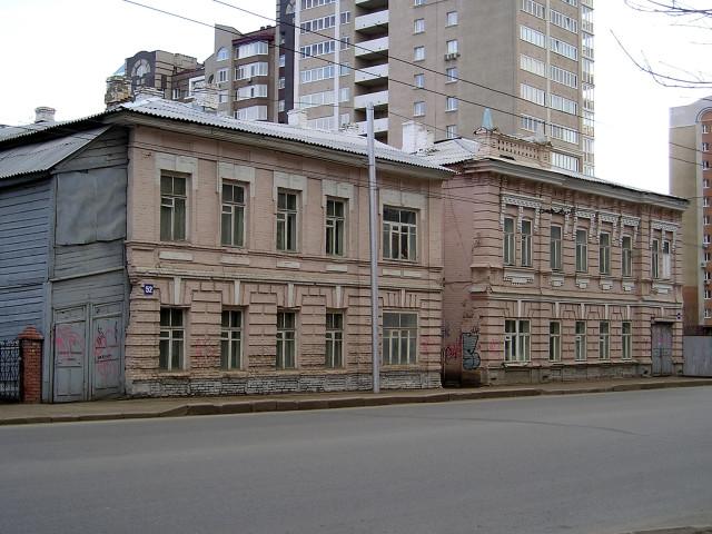 Кузякиных дома