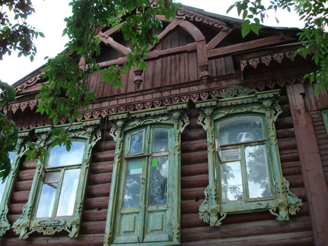 Еникеевых дом