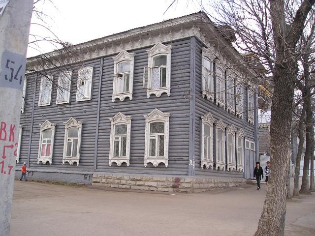Юсуповых дом