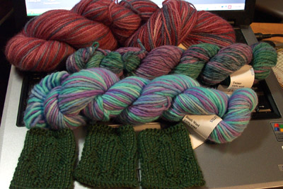 Yarn from Manitou