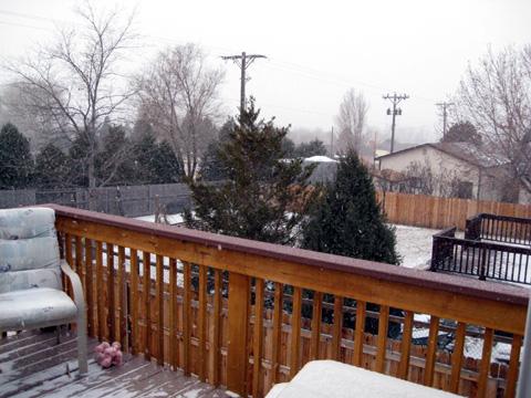 White Christmas 2007