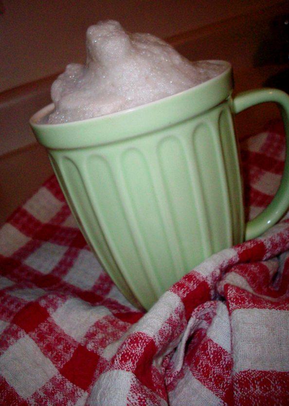 Michelin Man coffee