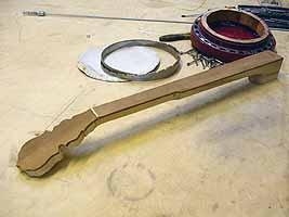 Как сделать банджо своими руками