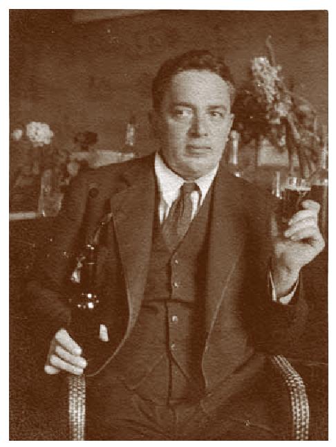 Владас Диджиокас. Ок. 1930г.