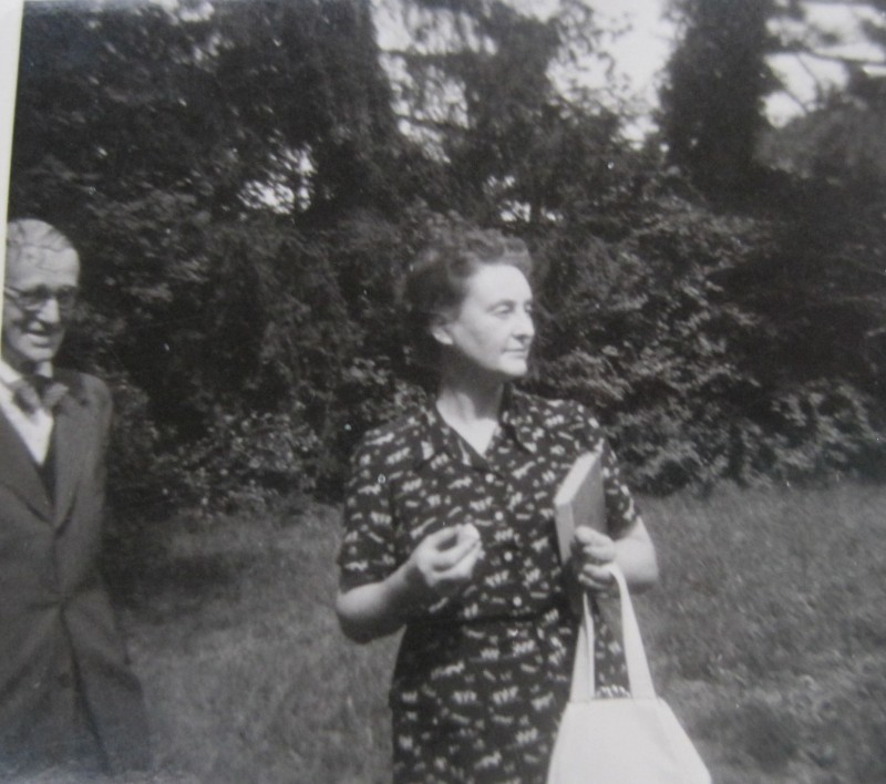 Фото конца 1930х гг. Получено от В.В.Скурлова. Архив Татьяны Фаберже.