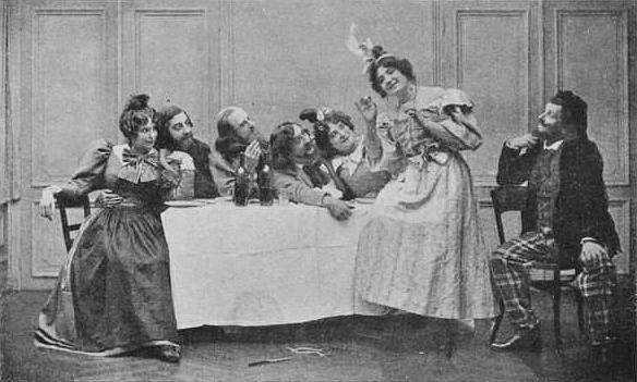 «Богема» — опера в четырёх актах итальянского композитора Руджеро Леонкавалло.