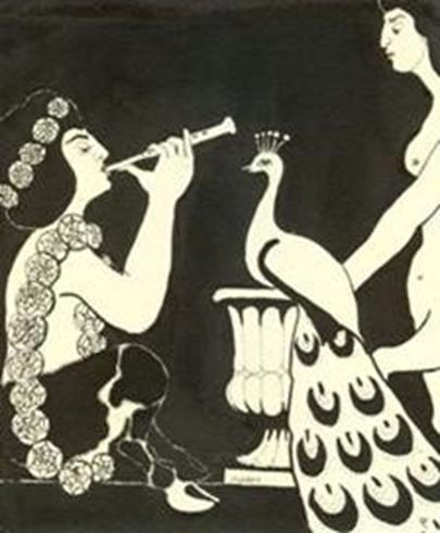 Рисунок И.Д. Ермакова.