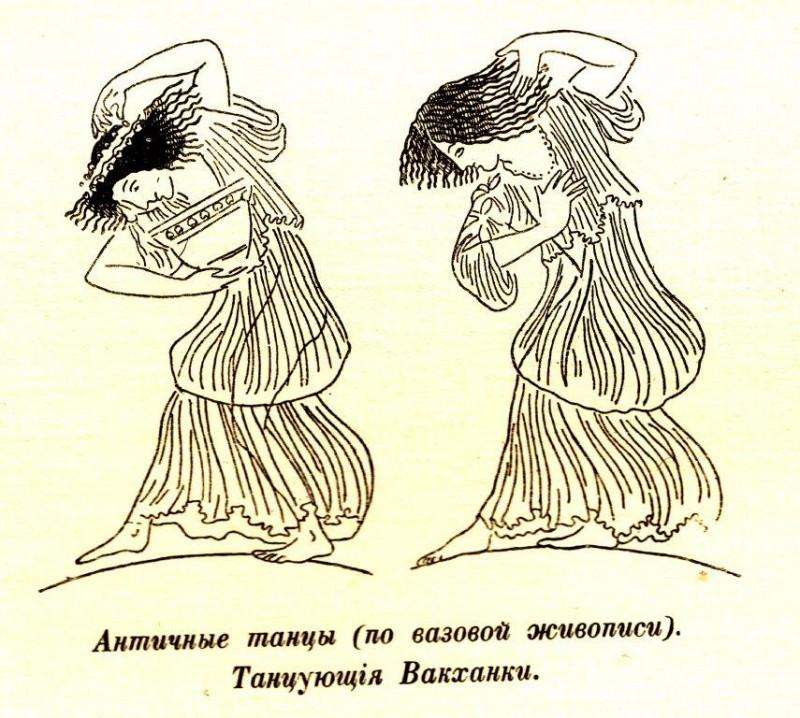 Из книги: В. Светлов. Современный балет. СПб. 1911 г. Собрание автора публикации.