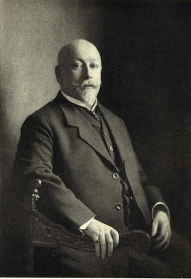 Граф Кайзерлинг Генрих Гугович (1866-1944).