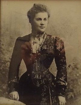 К.И.Шведе, ур.Трапезникова. Ок. 1900г.