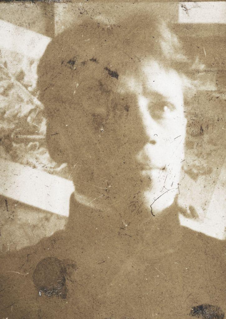 Константин Иванович Шведе, гимназист, 1890е гг. Архив О.И.Шведе-Дубенецкене-Калпокене. Собр. Э.Кельмицкаса. Вильнюс.