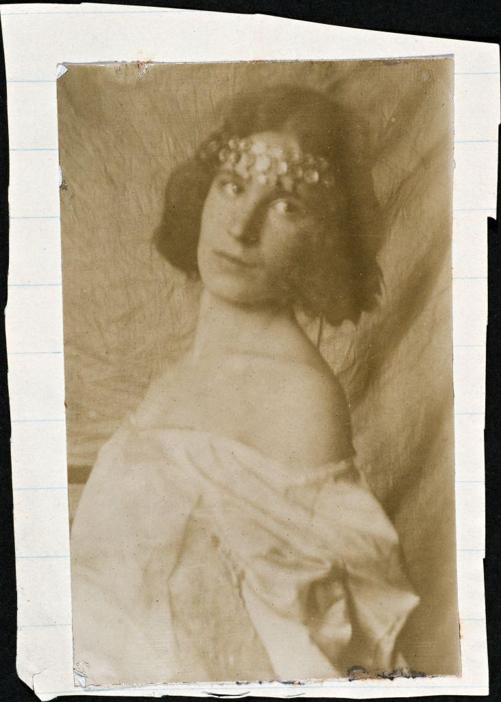 О.И.Шведе. Ок. 1910 г.