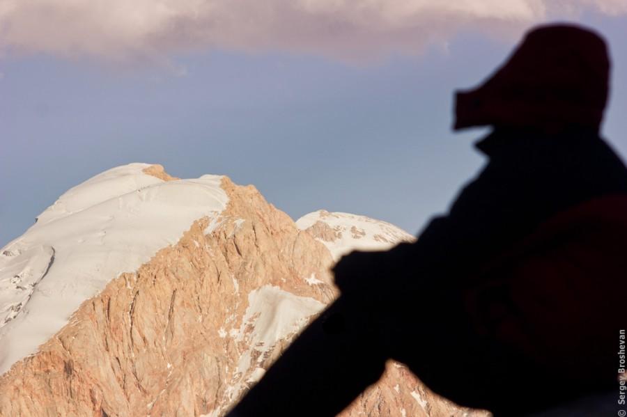 Фанские горы, отчет