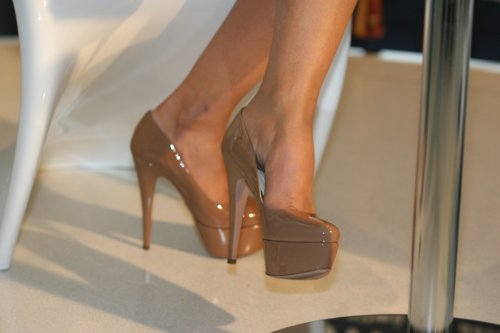 nude pumps heels - Help me find. . .