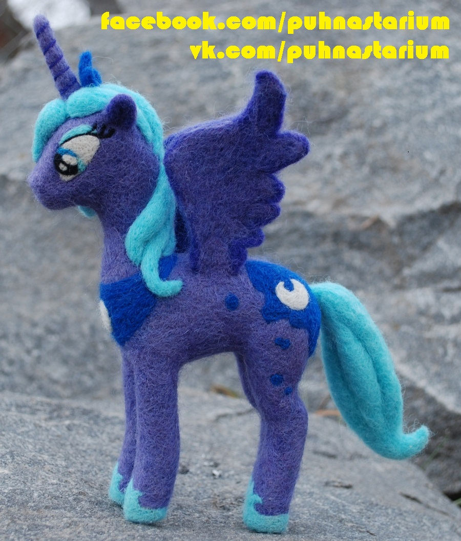 луна пони, moon pony_2