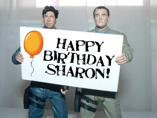 Sharon B-Day
