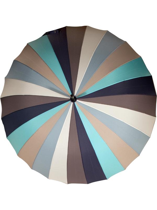 Вязаный-пляжный-зонтик