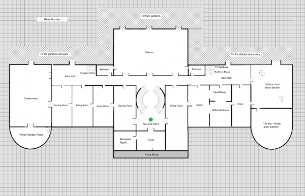 Malfoy Manor Floor Plans Brutus Bold