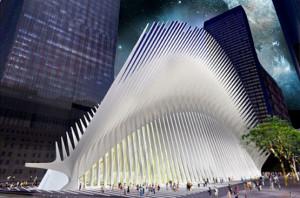 Calatravas-Oculus