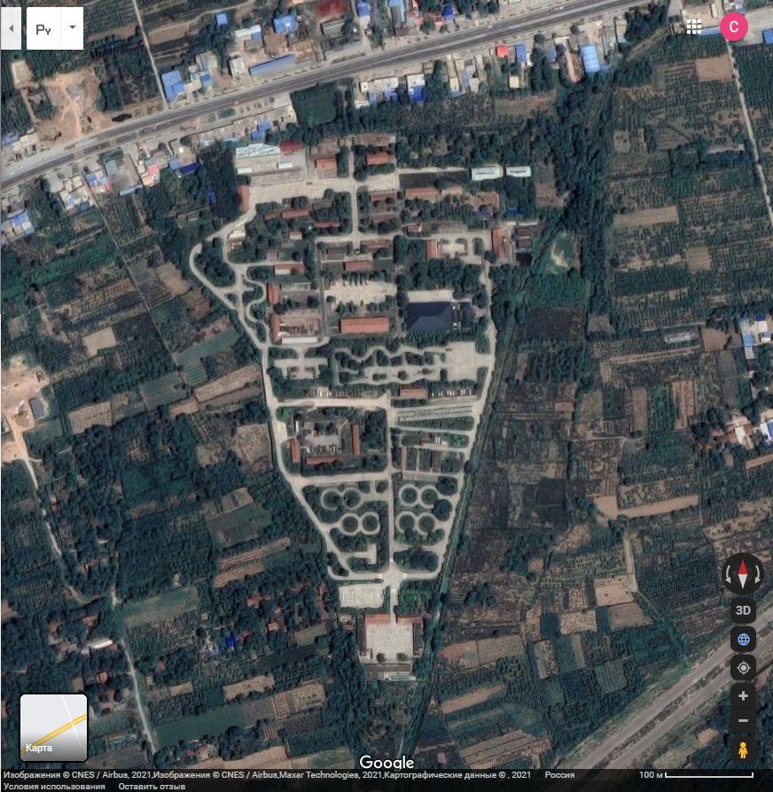 10979-03450 TTC Weinan Hua Longtan 2021