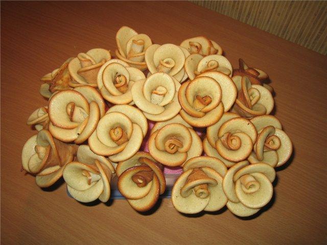 Как сделать розы рецепт с