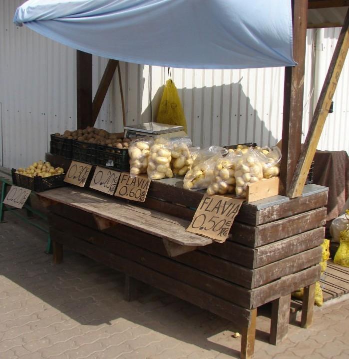 potatoes in estonia