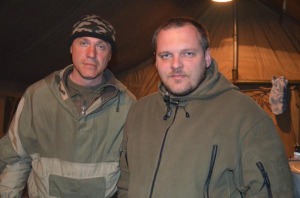Ярослав Калашник и Дмитрий Галко