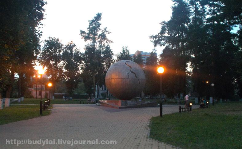 памятник-Чернобыльцам