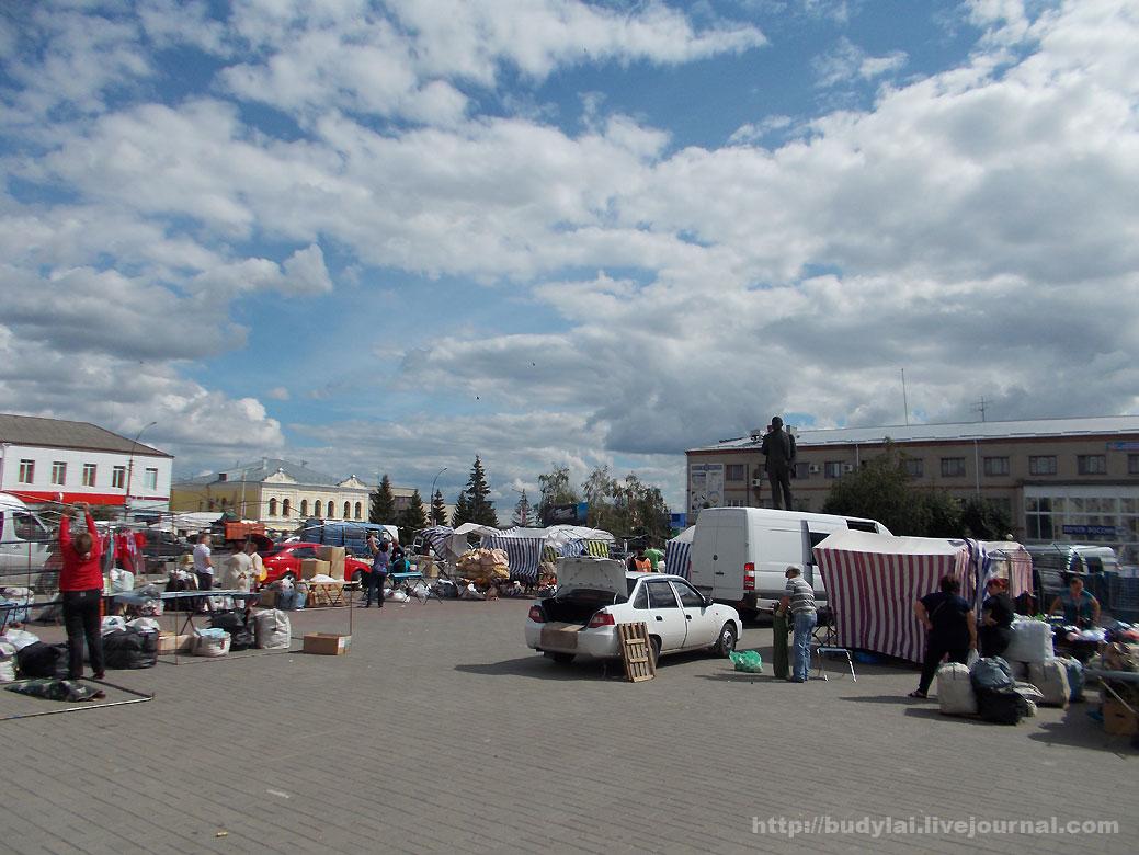 площадь-Ленина