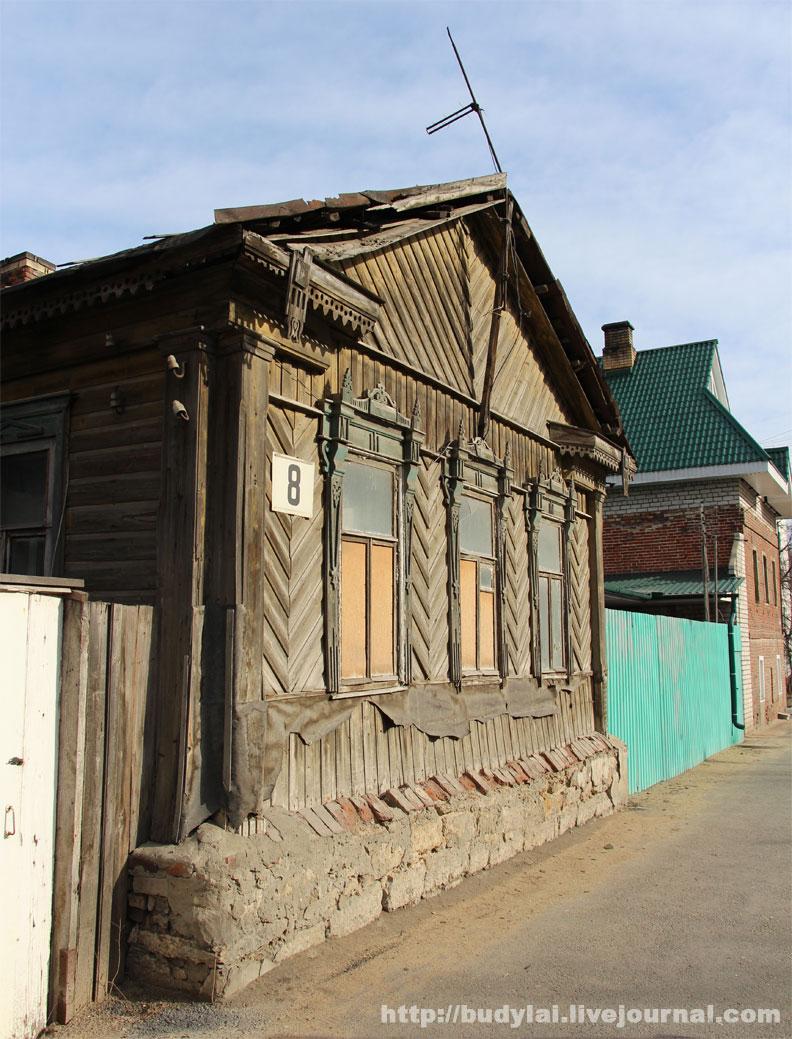 старый-дом