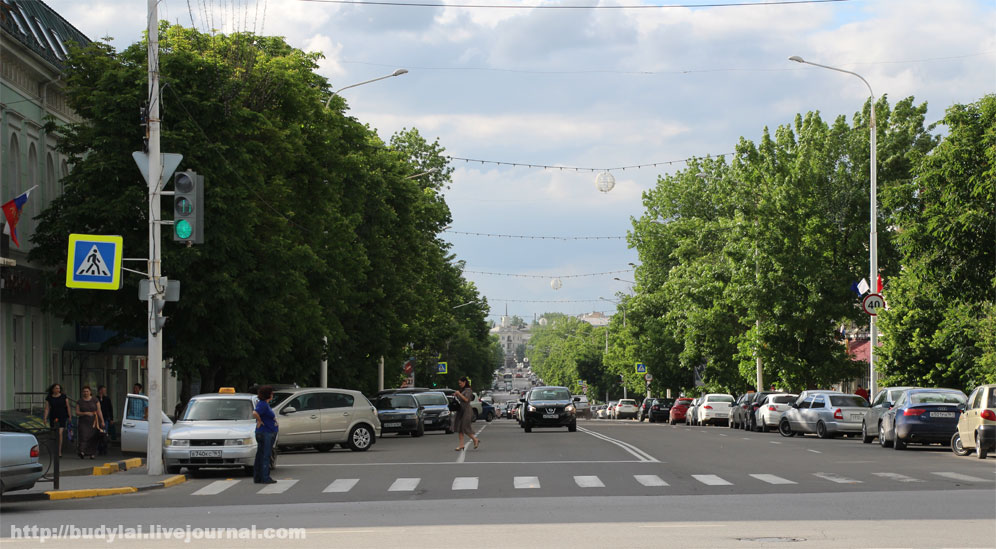 улица-московская