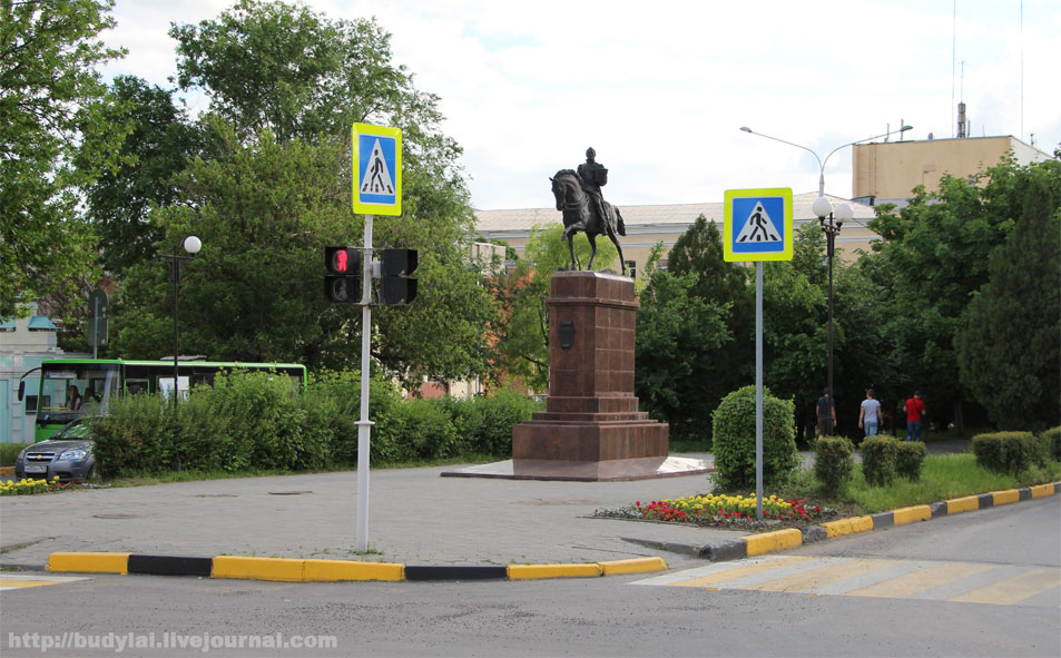 платов-на-коне