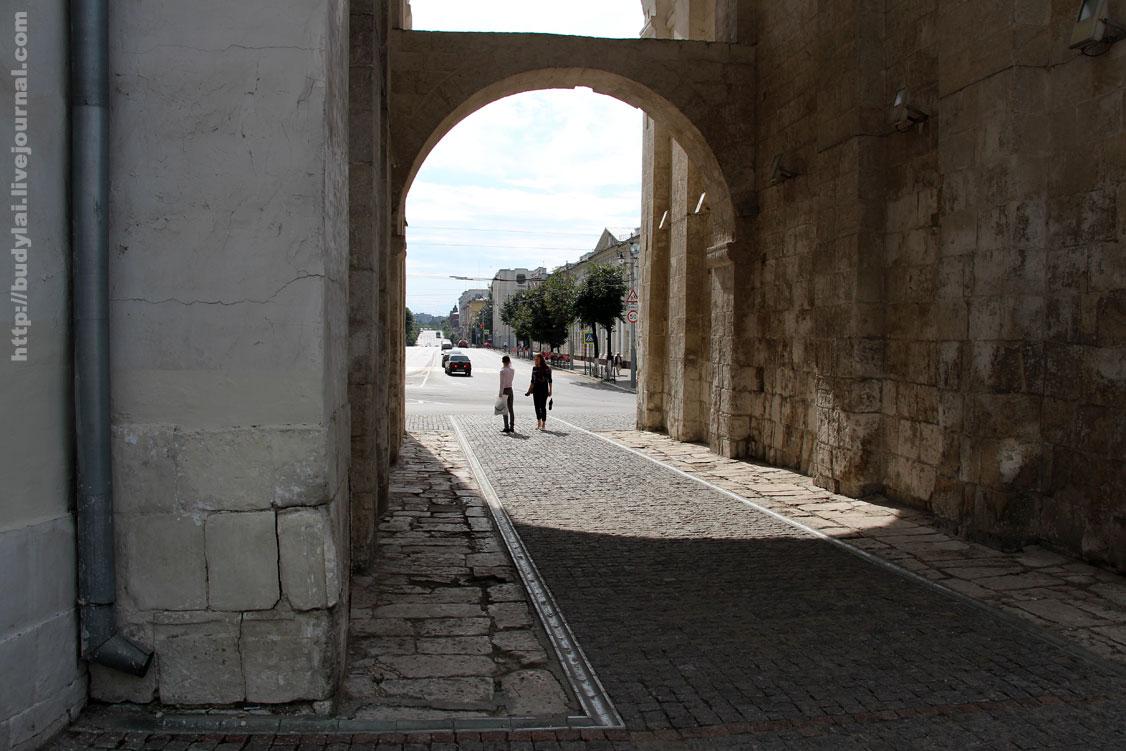 в-арке