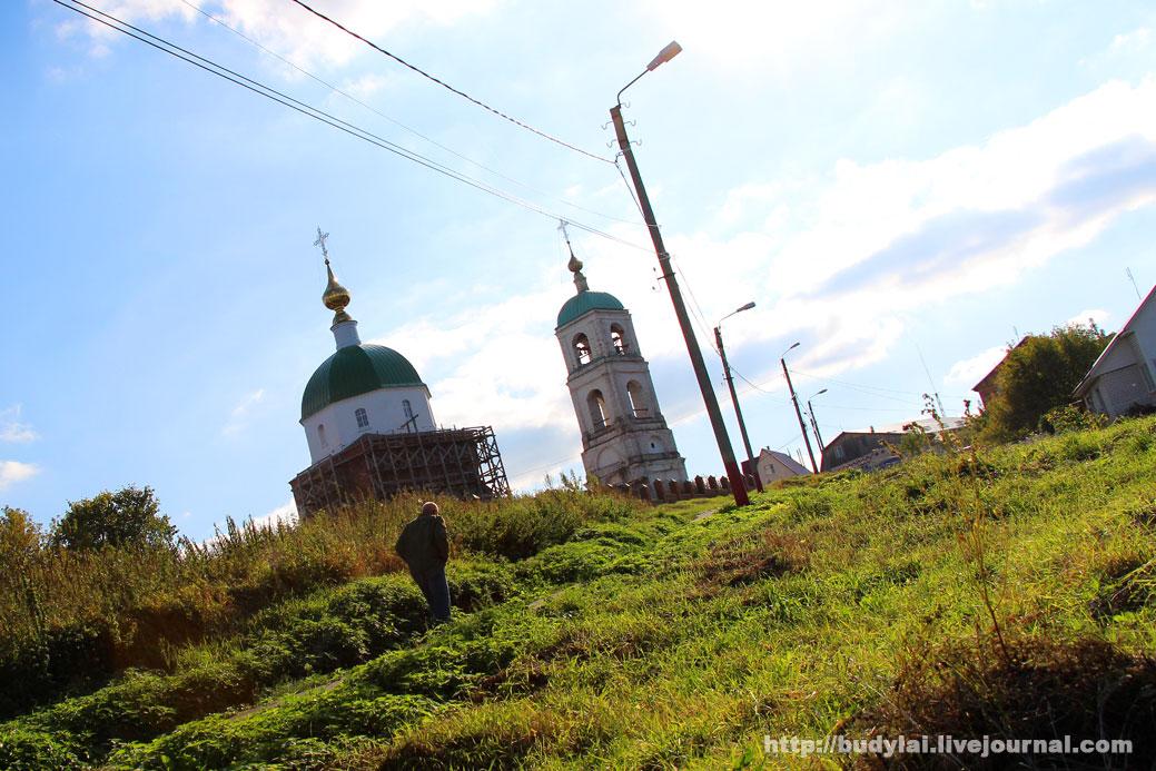 троицкая-црк